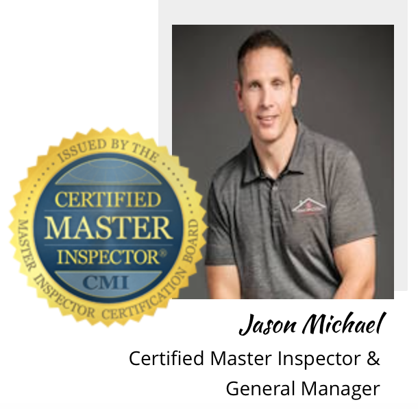 Home inspector Jason Michael in Greensboro and Raleigh.