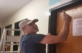 greensboro home inspector painting